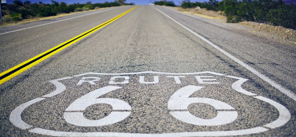 restoring the Route-66